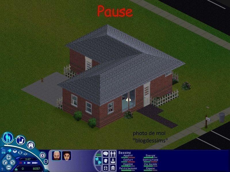 Tout sur mes jeux sims123 for Achat de maison sans mise de fond